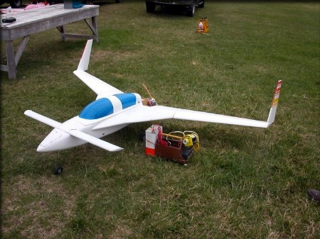 Canard aircraft kits since canard aircraft