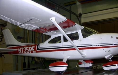 How Much To Tint Windows >> NextCraft™ Top Flite Cessna 182