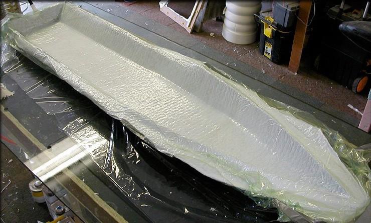 Nextcraft Vacuum Bagging